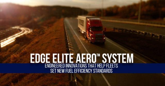 EDGE ELITE AERO SYSTEM, EDGE SKIRTS EDGE TOPKIT EDGE FLAPS, Semi-Trailer Aerodynamics